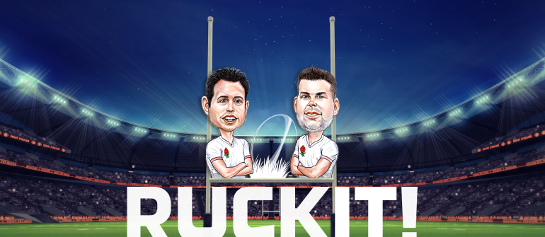 Listening Dog Media Launches Rugby Podcast 'Ruck It!' with Kyran Bracken & Nick Easter
