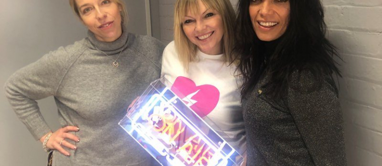 The Hot Mess Mums Club: Kate Thornton Speaks Out About Gender Inequality On TV