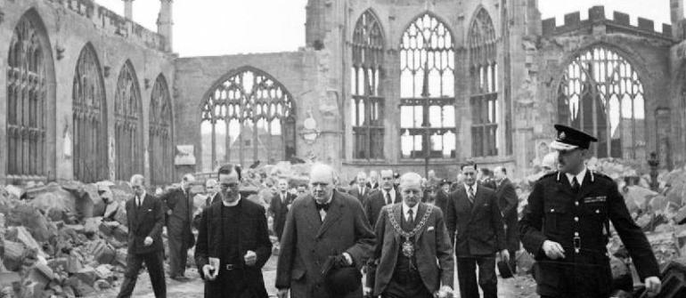 The Raising of Coventry on BBC Radio 4