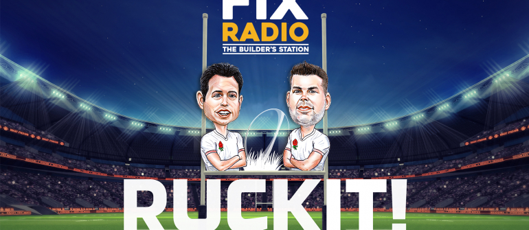 Ruck It! Let's Talk coming to Fix Radio